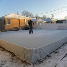 the iron sleek skating rink kits multiple boxes