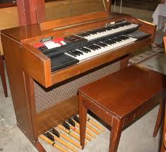 Organ Bench Thomas Solid State Organ And Bench