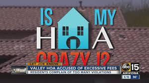 let joe know investigation into condominiums u0027 hoa fees youtube