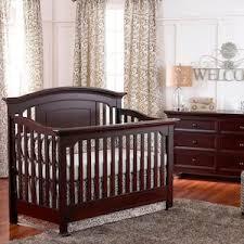 Espresso Convertible Crib Medford Lifetime Convertible Crib In Espresso Nebraska Furniture