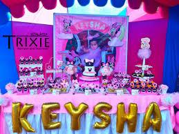 Keysha Birthday Sweet Corner U0026 Decor Trixie Hamper U0026 Souvenir