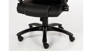 Schreibtischstuhl Speedy Schreibtischstuhl Chefsessel In Schwarz