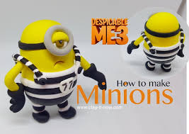 minions 2015 figurine kevin