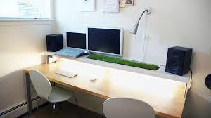 Office Desk Space 7 Design Tips For A More Productive Office