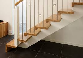stair exquisite exterior wooden stair design using solid cherry