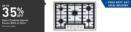 Cooktops On Sale Shop Cooktops At Lowes Com