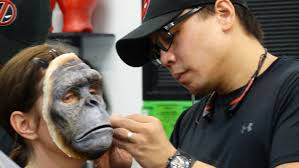 makeup special effects school student special effects sfx makeup school in las vegas l makeup