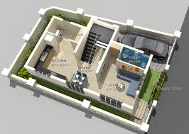 Ground Floor Plan De Zest Plans Icipl