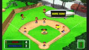 lets play elderly games ep 1 backyard baseball part 1 youtube