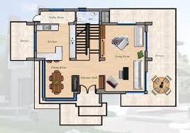 Beach House Open Floor Plans by Pictures Modern Villa Floor Plan The Latest Architectural