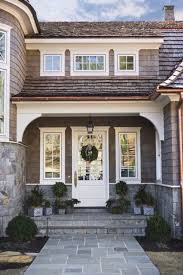 entrance ideas stone walkway for beautiful house entrance ideas with white door