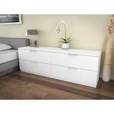 commode chambre blanc laqué commode de chambre mid plateforme de distribution e commerce