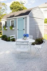 Backyard Entertainment Ideas She Shed Makeover Ideas The Weathered Fox