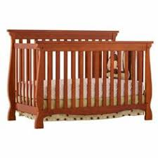Side Rails For Convertible Crib Westwood Waverly Convertible Crib With Toddler Rail Tuscan