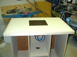 diy router table top making a router table build router table making a router table