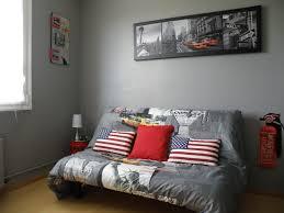 decoration chambre ado fille peinture chambre idee adolescent rangement dado coucher decor une