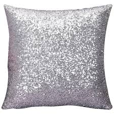 Throw Pillow Covers Online India Cushion Glitter Sequins Pillow Case Cafe Home Cushion Cover