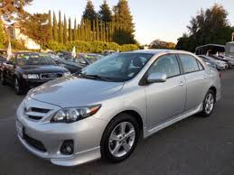 2012 toyota corolla s for sale 2012 toyota corolla s in fremont ca 2t1bu4ee3cc776660