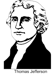 thomas jefferson coloring pages
