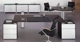 Contemporary Executive Office Desk Confortable Modern Executive Office Desk With Modern Home Interior