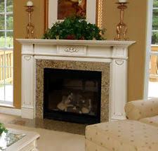 fireplace mantels surrounds ebay