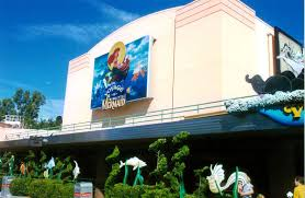 voyage of the little mermaid wikipedia