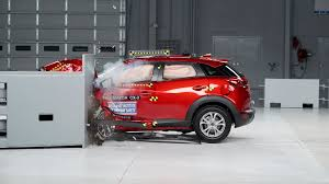 2016 mazda cx 3 proves its safety with a tsp award