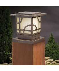 4x4 post cap lights outdoor lighting post caps cumberlanddems us