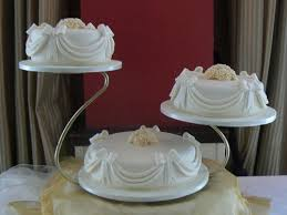 3 tier wedding cake stand wedding cakes designs ideas