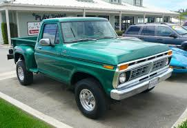 77 Ford F 150 Truck Bed - 1977 ford f150 stepside short bed 4 4 pick up