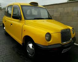 nissan yellow 2005 05 lti txii automatic nissan engine derby yellow london taxi