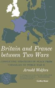 Versailles France Map by Britain And France Between Two Wars Conflicting Strategies Of