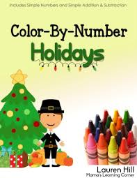 Thanksgiving Color By Number Thanksgiving Color By Number Printables