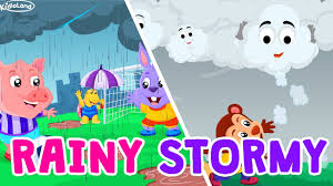 what u0027s the weather song for kindergarten rainy day stormy