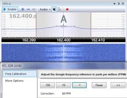 sdr console v2 sdr console v2 offset calibration the radioreference forums