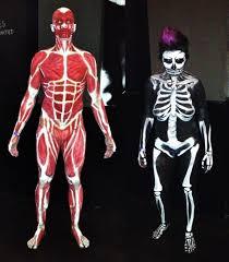 Anatomy Halloween Costumes Won Place Halloween Costume Contest