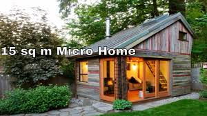 15 sq m micro home youtube