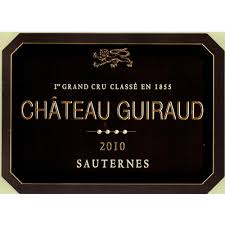 sauternes magic château guiraud bordeaux chateau guiraud sauternes 2010 wine