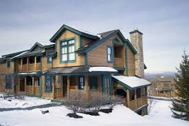 five ski houses for sale in vermont