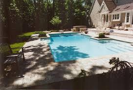 Inground Pool Ideas Backyard Inground Pool Designs Memorable For Small Backyards