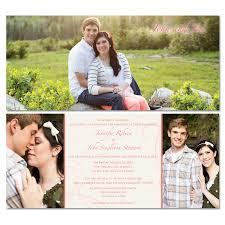 wedding invitations utah templates 4x9 wedding invitations as well as 4x9 wedding