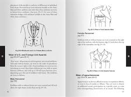 wear it right us army uniform guide includes uniform diagrams