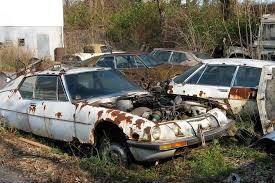 citroen maserati citroën sm cars graveyard barn find abandoned pinterest