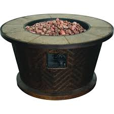 Home Depot Firepits by Bond Manufacturing 18 In Tall Portofino Round Stainless Steel Gas