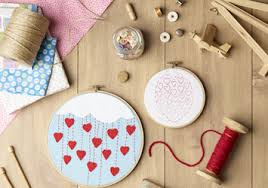 cross stitch embroidery range at spotlight available now