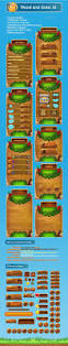 wood and grass game ui game ui gaming and free game assets