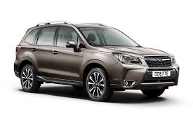 2016 subaru forester interior subaru forester gets a tweak or two for 2016 by car magazine