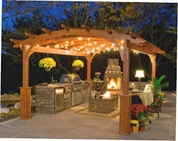 Backyard String Lighting by Perfect Solar String Lights Gazebo Hanging Powered Led Shed Light