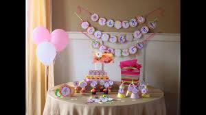 baby shower handmade decorations decorating of party