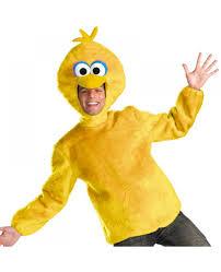 sesame street halloween costumes adults big bird sesame street costume